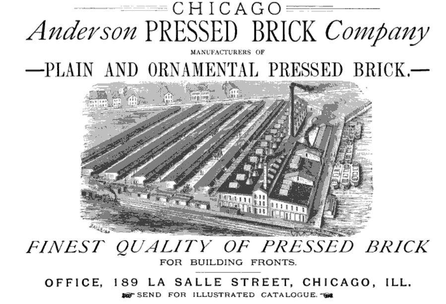 pressed brick